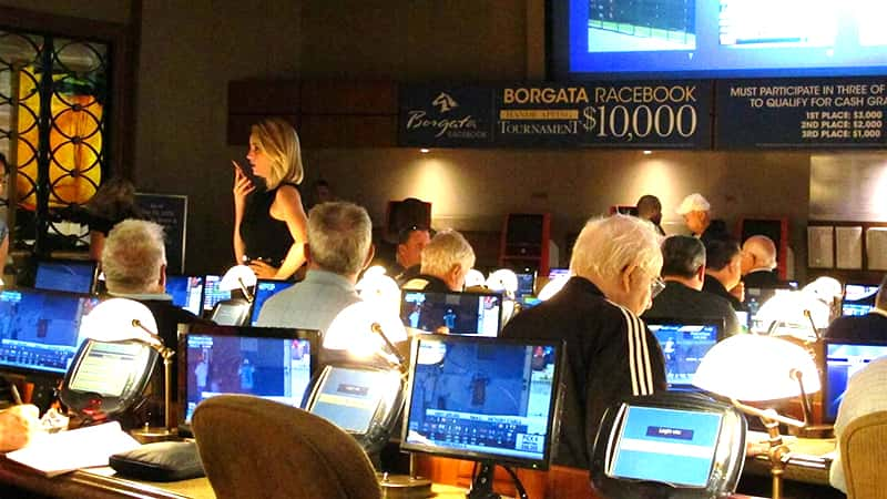 Casino gaming is changing to focus on sports betting.
